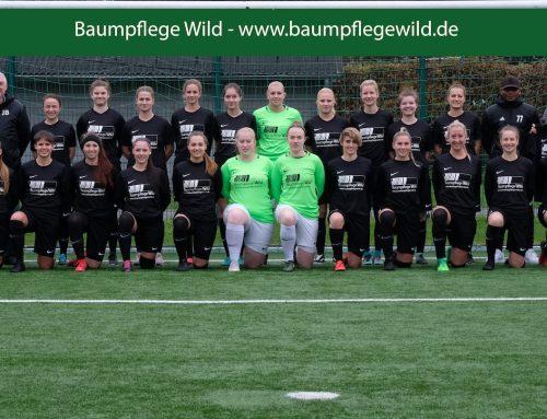 Sponsoring 1. Damen-Mannschaft des SV-Allner-Bödingen e.V.